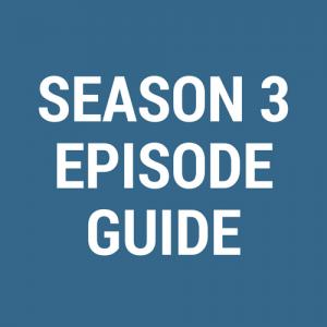 Disappeared Season 3 Episode Guide