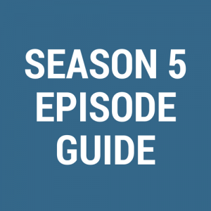 Disappeared Season 5 Episode Guide