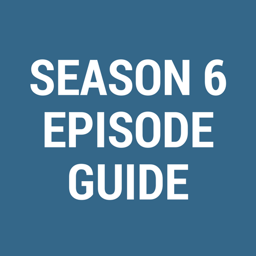 Disappeared Season 6 Episode Guide