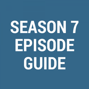 Disappeared Season 7 Episode Guide