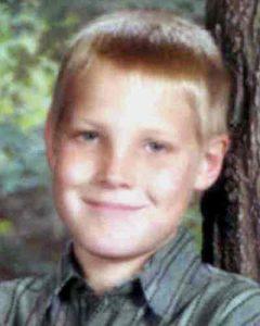 Zachary Bernhardt Missing Clearwater Florida 2000