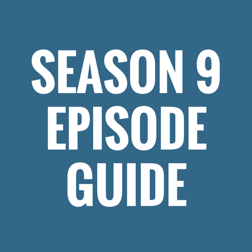 Disappeared Season 9 Episodes