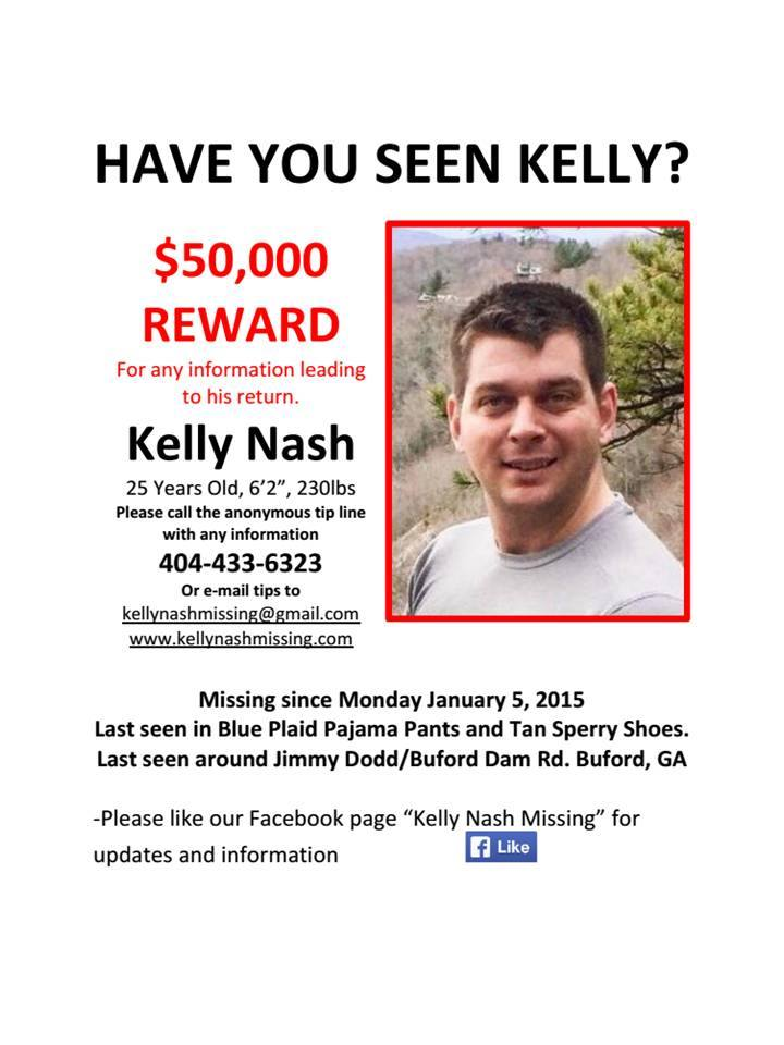 Kelly Nash Missing Person