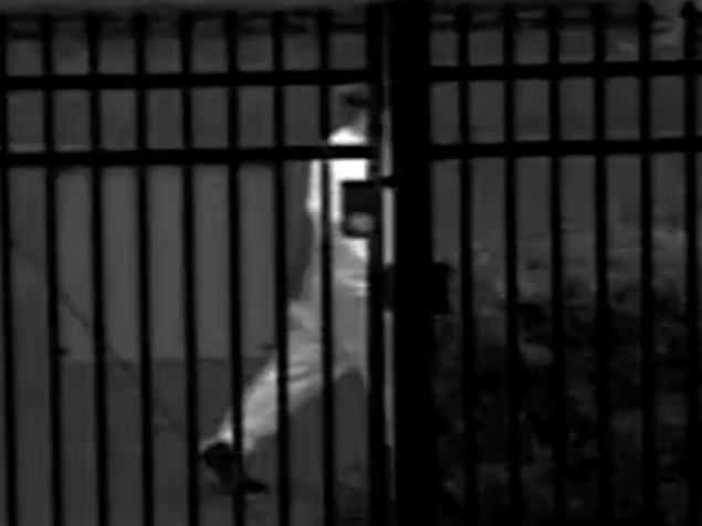 Surveillance footage from Jennifer Kesse disappearance