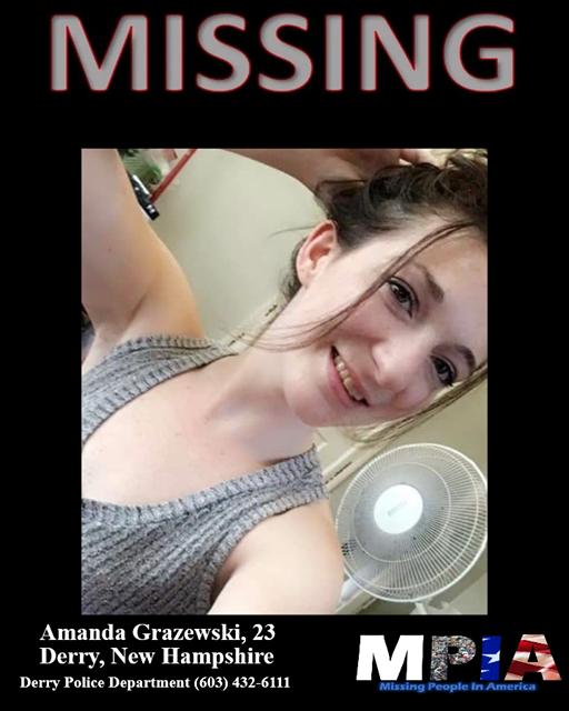 Amanda Grazewski Missing Person