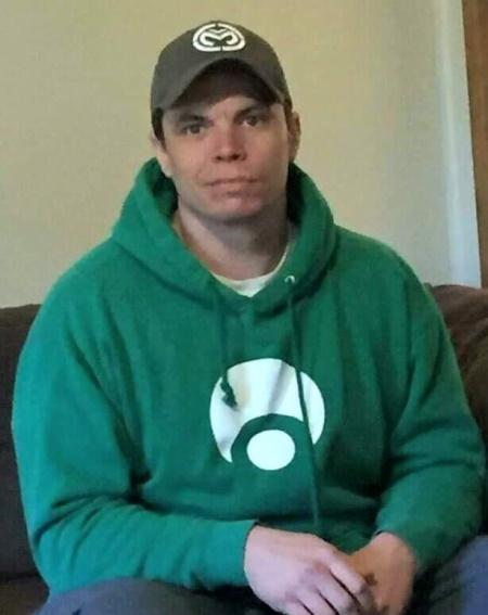 Missing person Andrew Preston Jeffries